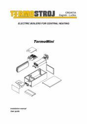 Termo mini manual