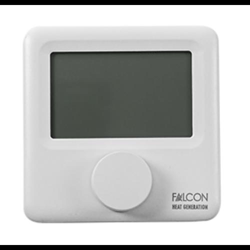 Termostat de cameră digital cu fir FALCON Classic Control pentru încălzire sau răcire (3A)